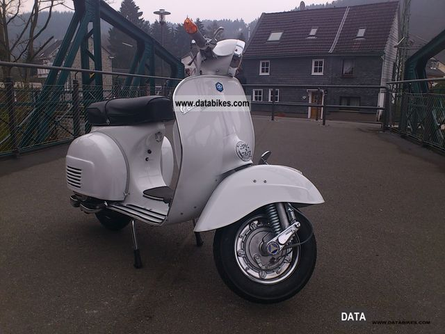 Vespa  180 Rally - restored and pending - 1968 Vintage, Classic and Old Bikes photo