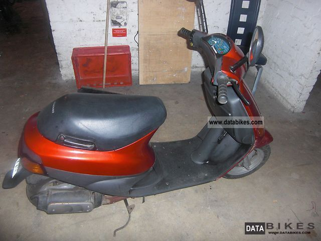 1994 Vespa  25 type SSL Motorcycle Motor-assisted Bicycle/Small Moped photo