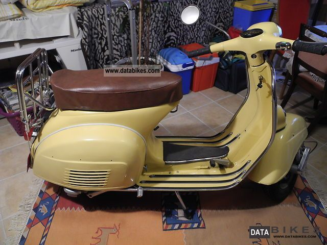 Vespa  150 Sprint 1967 Vintage, Classic and Old Bikes photo