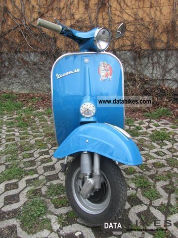 Vespa  50 N 1966 Vintage, Classic and Old Bikes photo