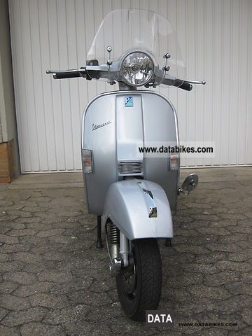2007 Vespa  PX 200 Last Edition Motorcycle Scooter photo