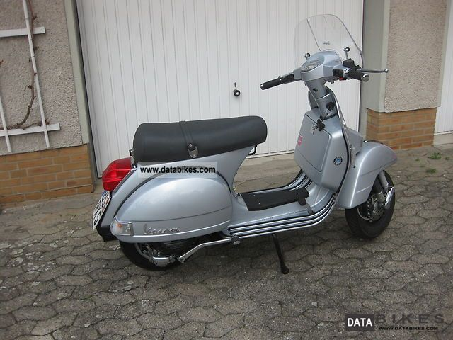 2007 vespa px 200 last edition. Black Bedroom Furniture Sets. Home Design Ideas