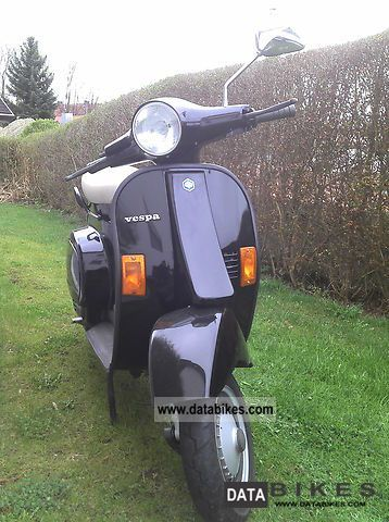 1994 Vespa  PK 50 XL Motorcycle Scooter photo