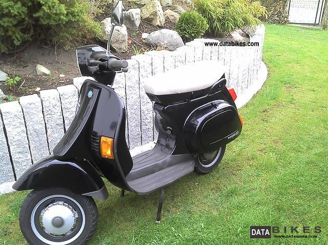 1994 vespa pk 50 xl. Black Bedroom Furniture Sets. Home Design Ideas