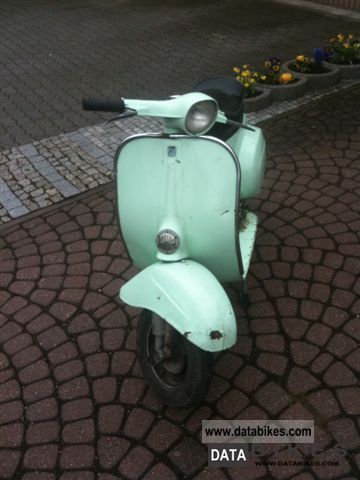 Vespa  about any special light v50 1967 Vintage, Classic and Old Bikes photo