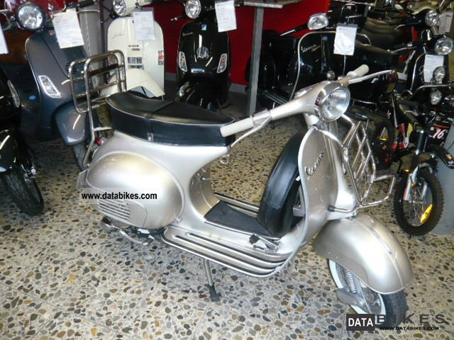 Vespa  VBB 125cc 150 with approval 1968 Scooter photo