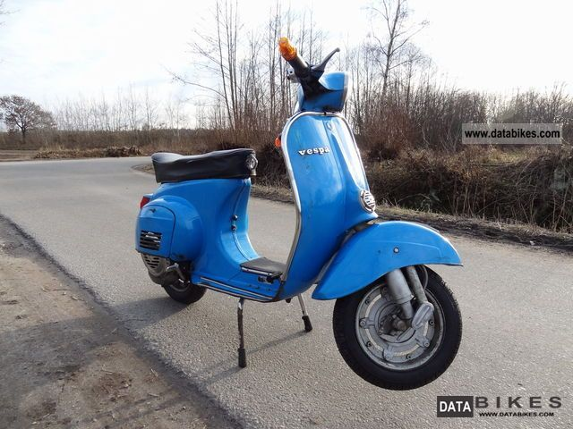 Vespa  Primavera 125 1974 Vintage, Classic and Old Bikes photo