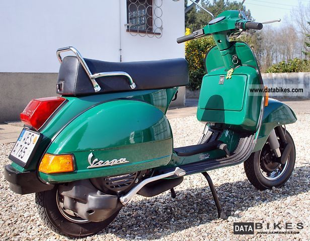 1997 vespa px 125 e lusso. Black Bedroom Furniture Sets. Home Design Ideas