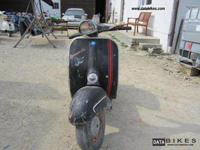 1964 Vespa  GL 150 Motorcycle Scooter photo