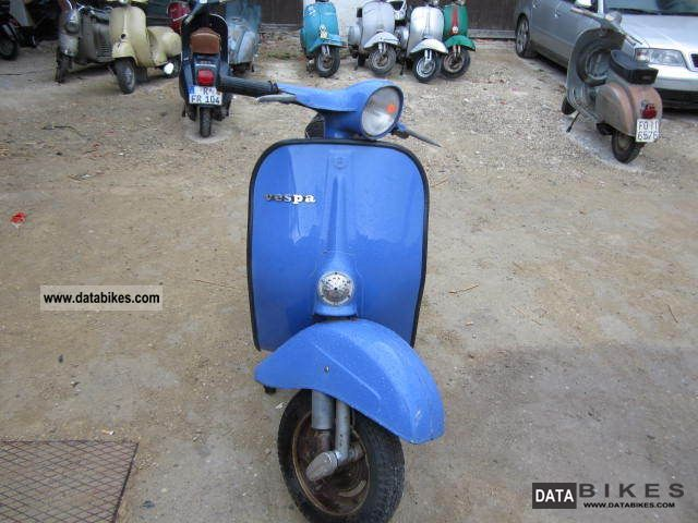 Vespa  V 50 / R 1974 Vintage, Classic and Old Bikes photo