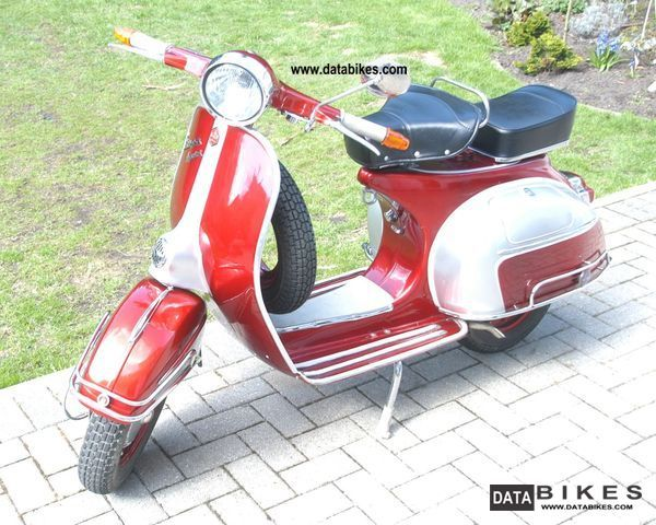 Vespa  150 VLB Sprint 1967 Vintage, Classic and Old Bikes photo