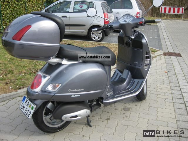 2004 vespa gt 125. Black Bedroom Furniture Sets. Home Design Ideas