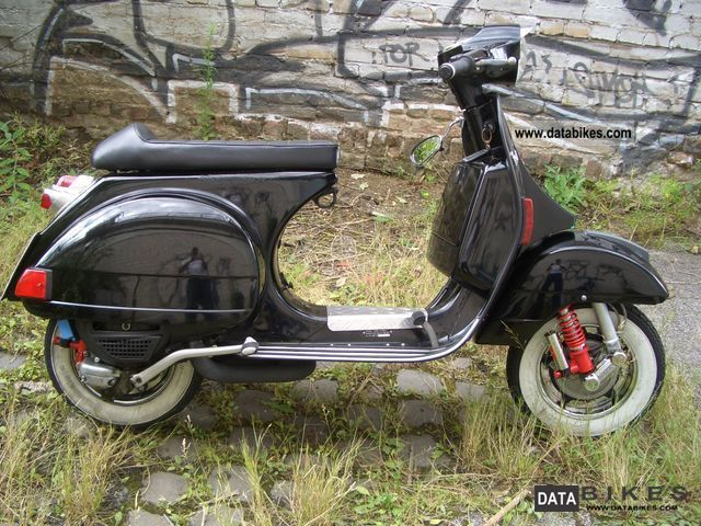 1997 vespa px 200 gs. Black Bedroom Furniture Sets. Home Design Ideas