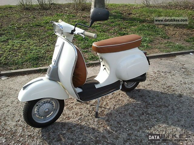 Vespa  Special 50cc 4-speed 1972 Vintage, Classic and Old Bikes photo
