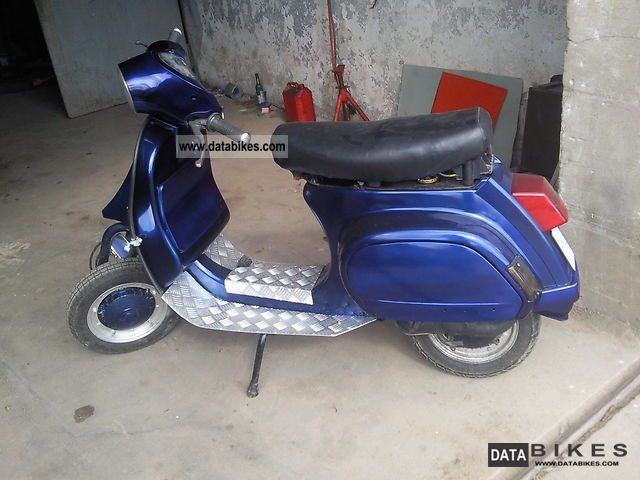 1999 Vespa  pk 50 Motorcycle Scooter photo