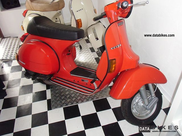 Vespa  PX 200 E 1978 Vintage, Classic and Old Bikes photo