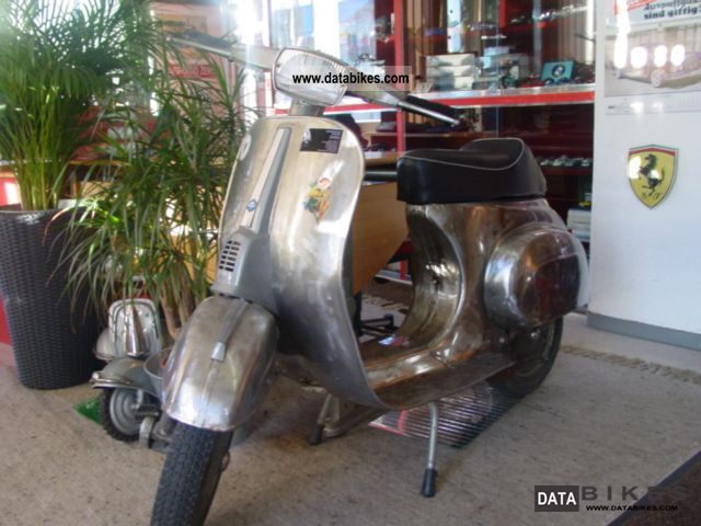 Vespa  50 Special, project, special paint 1974 Vintage, Classic and Old Bikes photo