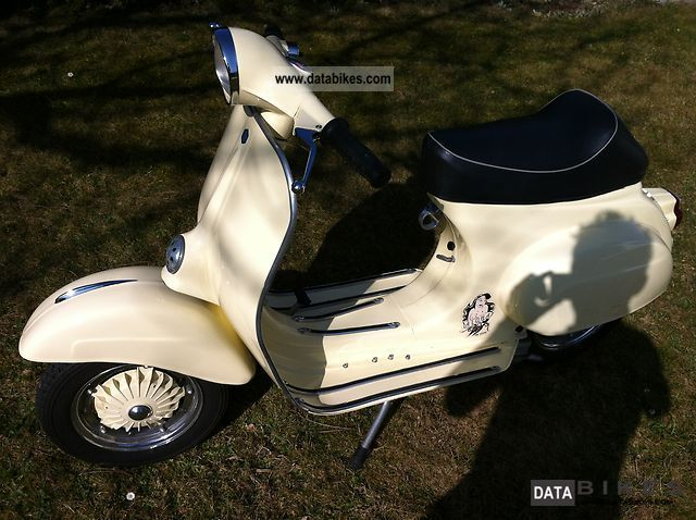 Vespa  V 50 N 1975 Vintage, Classic and Old Bikes photo