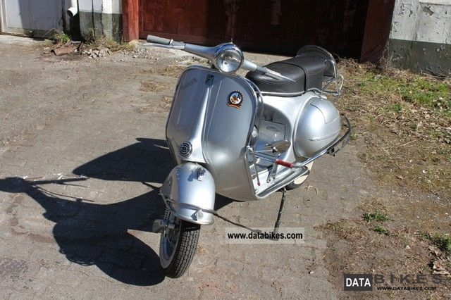 Vespa  150 GS / 3 1959 Vintage, Classic and Old Bikes photo