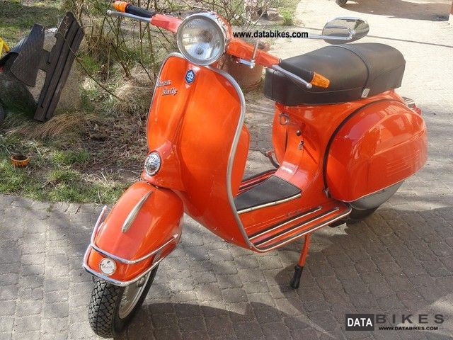 Vespa  Rally 180 1970 Vintage, Classic and Old Bikes photo