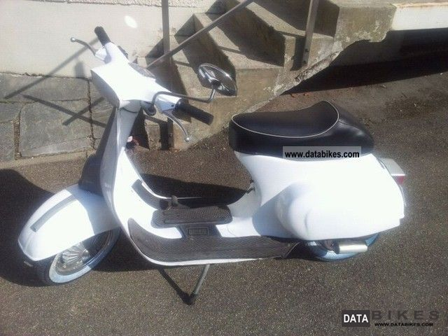 Vespa  Piaggio V50 1974 Vintage, Classic and Old Bikes photo