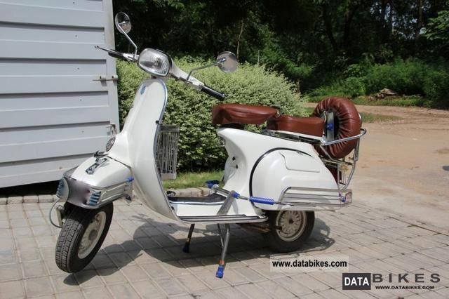 Vespa  Super 1978 Vintage, Classic and Old Bikes photo