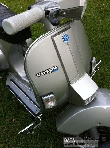 1983 Vespa  PK 50 S Motorcycle Motor-assisted Bicycle/Small Moped photo