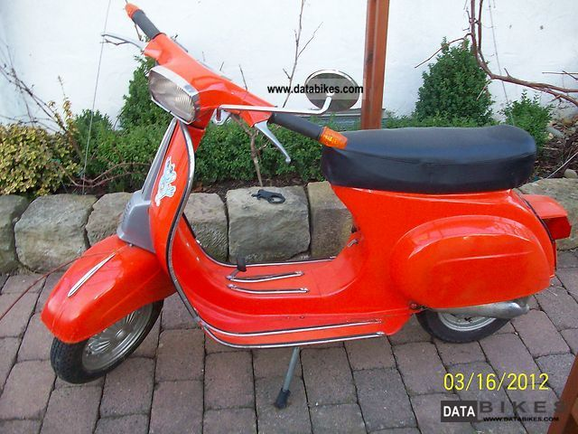 Vespa  50 N 1975 Vintage, Classic and Old Bikes photo