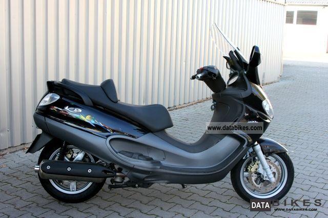 2007 Vespa  X9 500 Street Motorcycle Scooter photo