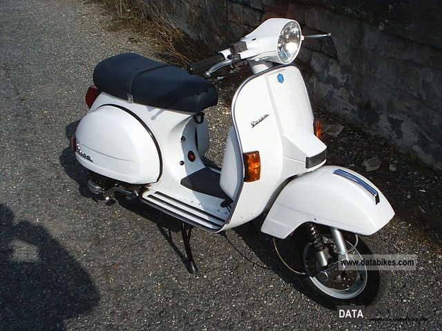 1999 vespa px 150 elestart. Black Bedroom Furniture Sets. Home Design Ideas
