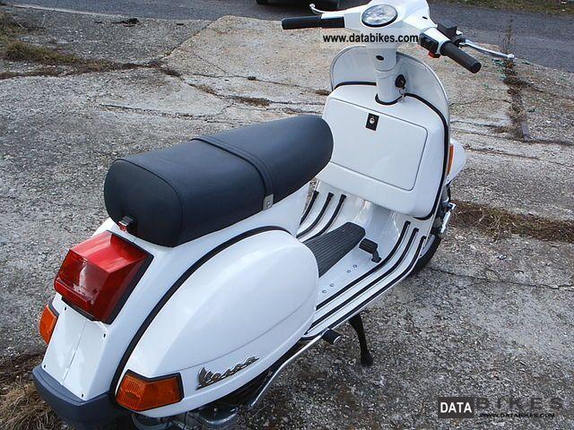 1999 Vespa PX 150 Elestart