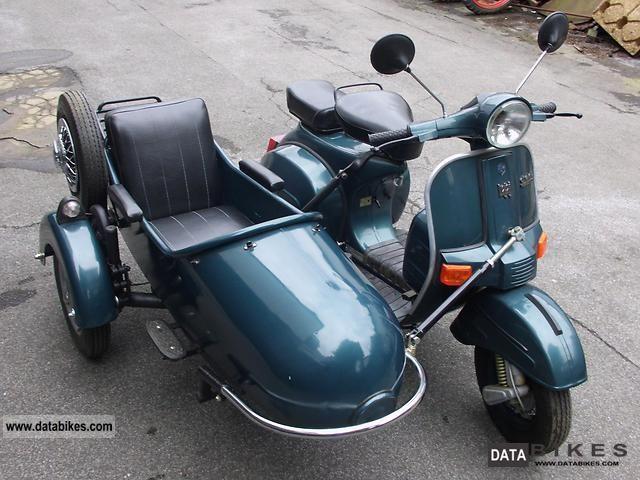 Vespa  Bajaj license 1996 Scooter photo