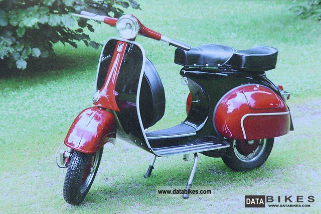Vespa  VBB 150 1967 Vintage, Classic and Old Bikes photo