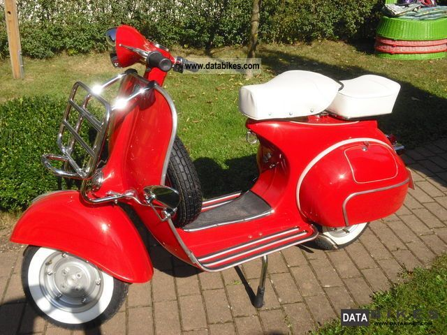 Vespa  VBB 150 CC 1963 Vintage, Classic and Old Bikes photo