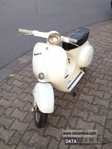 Vespa  50 O-paint 1.series top collectible 1970 Vintage, Classic and Old Bikes photo