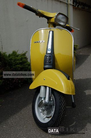 1973 Vespa  V TOP 50 Special Restored Motorcycle Scooter photo