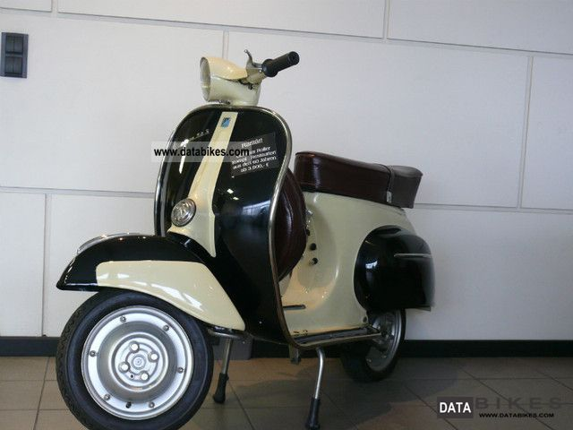 1967 vespa v 50 v5sa1t restored oldtimer. Black Bedroom Furniture Sets. Home Design Ideas