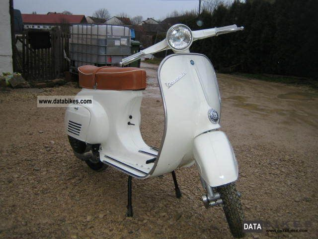 Vespa  V50 / L 1968 Vintage, Classic and Old Bikes photo