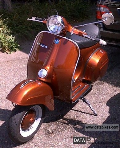 Vespa  150 Sprint Veloce 1974 Vintage, Classic and Old Bikes photo
