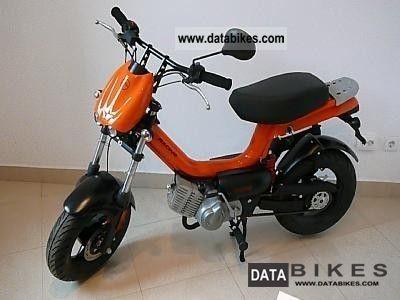 2011 Vespa  TOMOS SPORTSTER RACING 50 Motorcycle Lightweight Motorcycle/Motorbike photo
