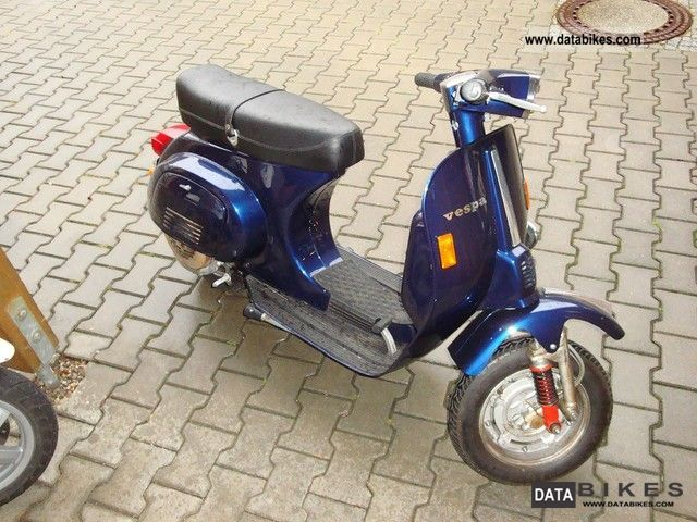 Vespa  N 50 1979 Vintage, Classic and Old Bikes photo