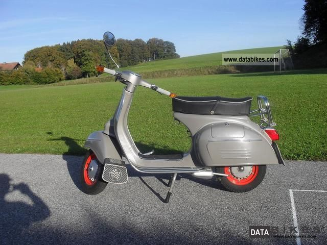 Vespa  Sprint 150 VLB1T 1972 Vintage, Classic and Old Bikes photo