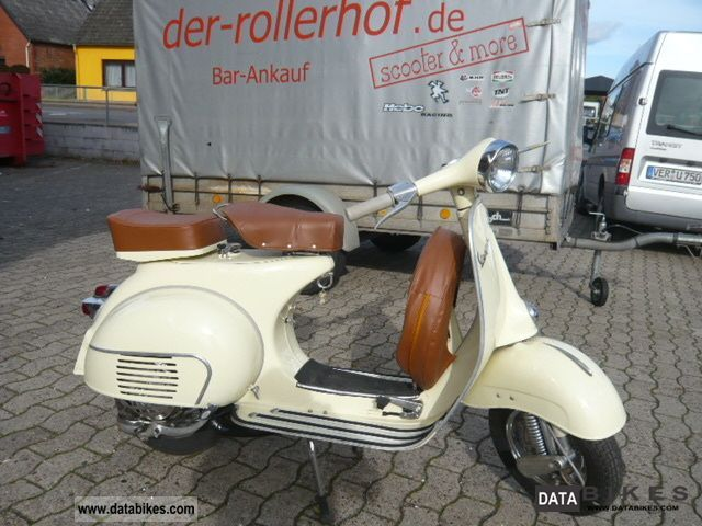 1966 Vespa  VBB 150 with 125cc or 150cc Motorcycle Scooter photo