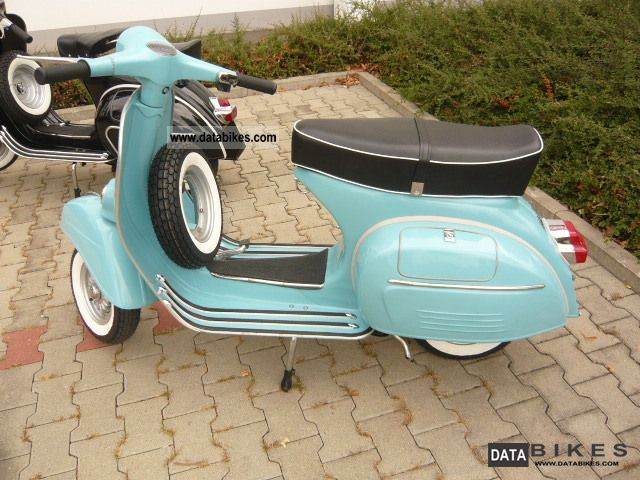 Vespa  VBC 150 \\ 1966 Vintage, Classic and Old Bikes photo