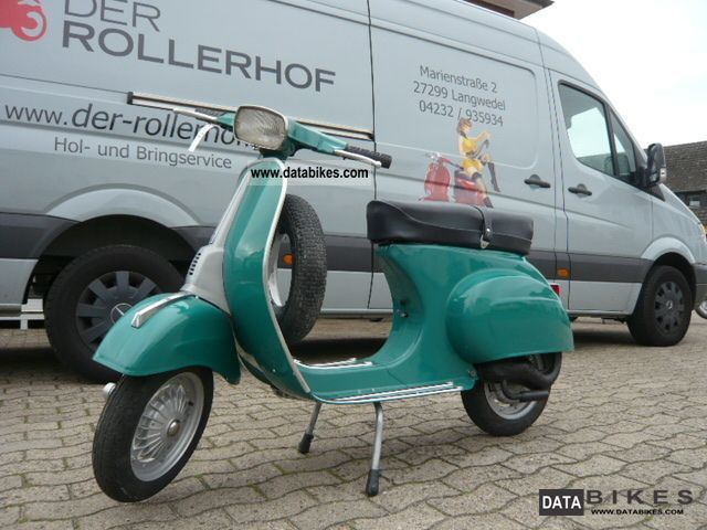 Vespa  N 50cc 1974 Vintage, Classic and Old Bikes photo