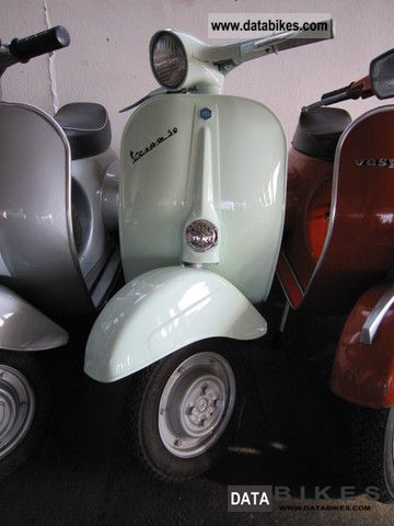 Vespa  50 1966 Vintage, Classic and Old Bikes photo