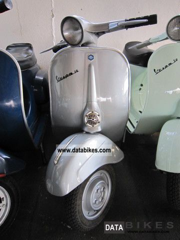 Vespa  50 1965 Vintage, Classic and Old Bikes photo