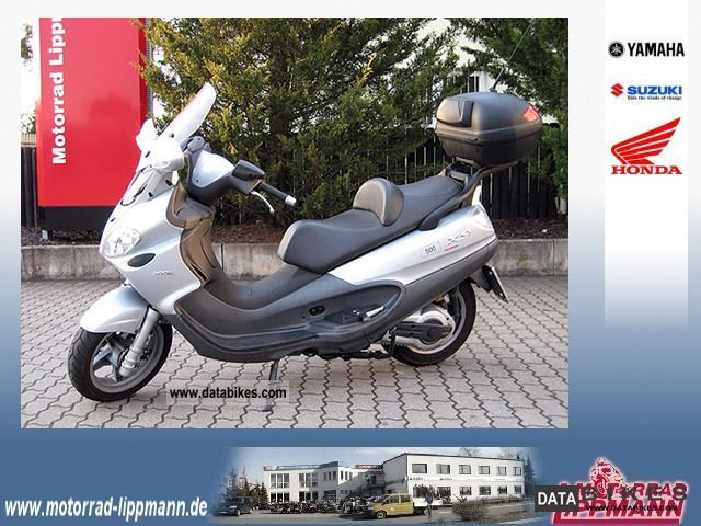 2004 Vespa  X9 500 Evolution ABS Motorcycle Scooter photo