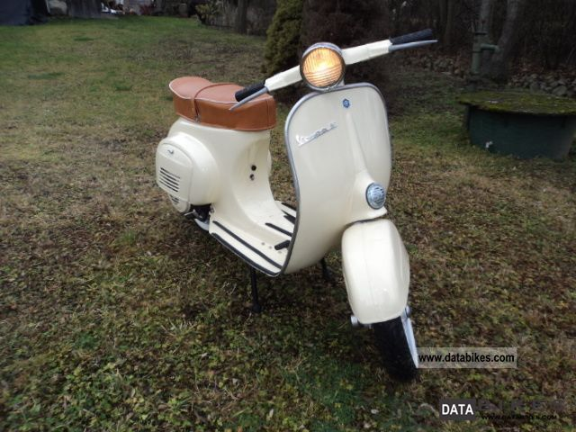 Vespa  50N 1969 Vintage, Classic and Old Bikes photo