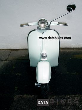 Vespa  50 N 1965 Vintage, Classic and Old Bikes photo